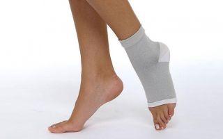 Как накладывается бандаж на голеностопный сустав после перелома