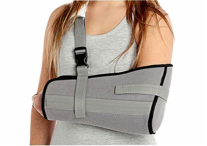 лангетка на руку при переломе лучевой кости