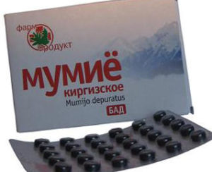 Как использовать мумие при переломах