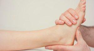 массаж после перелома лодыжки в домашних условиях