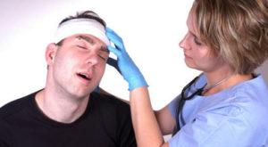 Как лечить ушиб головы и его последствия