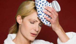 лечить ушиб головы
