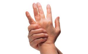 Как лечится вывих кисти руки