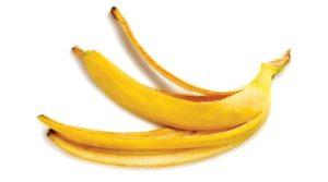Как применяется банановая кожура от синяков