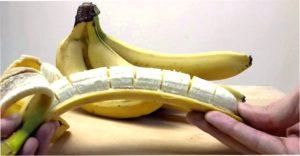 применяется банановая кожура от синяков