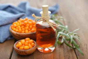 Как применять облепиховое масло от ожогов