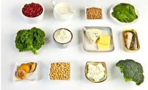 продукты употреблять для срастания костей